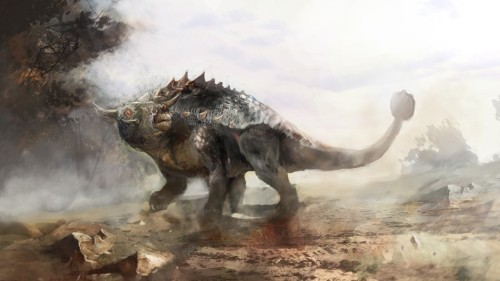 Did Plant-Eating Dinosaurs Really Only Eat Plants?