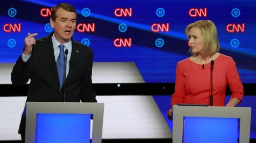 Who Makes the Democratic Debates?