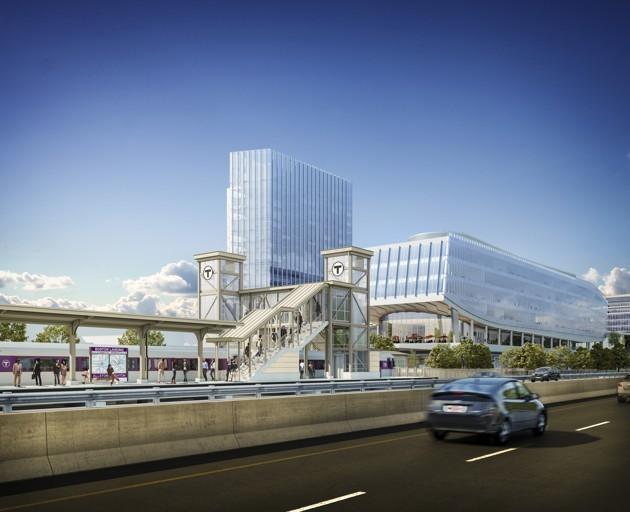 New Balance Bought Its Own Commuter Rail Station