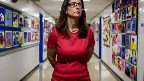 The Most Polarizing Education Reformer in New York City