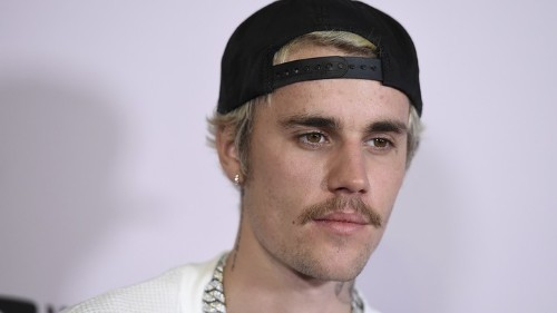 More Than Ever, Justin Bieber Feels Like a Cautionary Tale