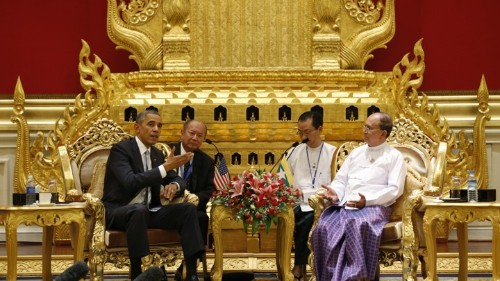 President Obama Is in Burma—or Is It Myanmar?