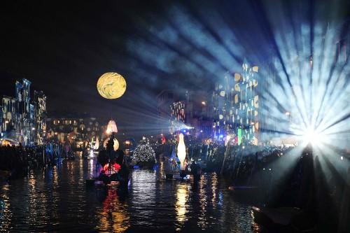 Carnival in Venice 2019
