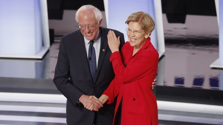 Why Ex–Sanders Supporters Are Backing Warren