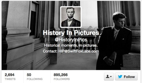 The 2 Teenagers Who Run the Wildly Popular Twitter Feed @HistoryInPics
