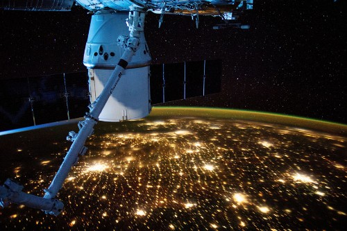 Views From Above: The Past Eight Months in Orbit