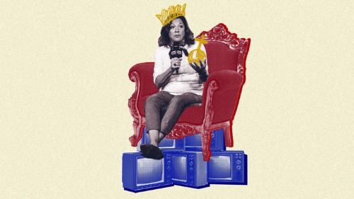 The American Sitcom Queen Behind Peaky Blinders