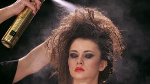 The Unfortunate Reality of Dry Shampoo