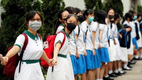 The Anger of Hong Kong's Youth