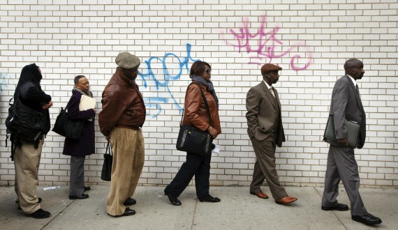 Black Unemployment Is Still Shamefully High