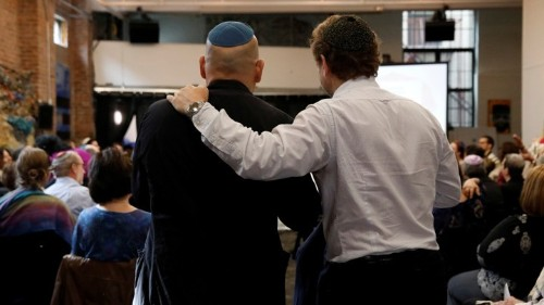 A Historic Wave of Support for American Jews