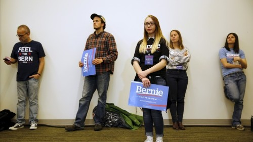 Will Bernie Sanders Give Away His Supporters' Data?