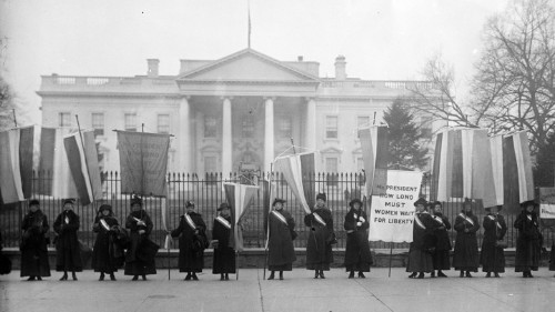 The 'Undesirable Militants' Behind the Nineteenth Amendment