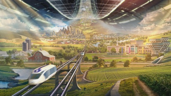 CityLab Daily: Jeff Bezos Dreams of a 1970s Future