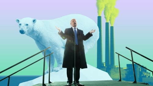 Donald Trump Is the First Demagogue of the Anthropocene
