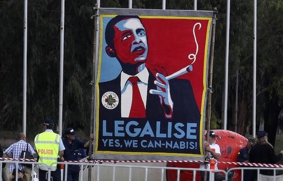 Obama on Pot Legalization: 'It's Important for It to Go Forward'