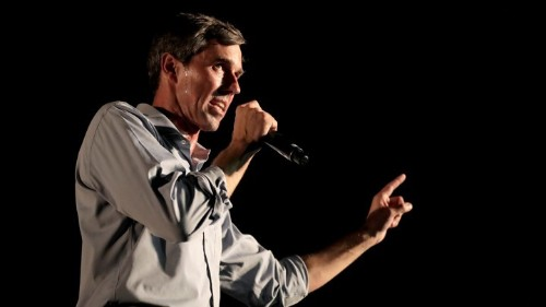 Beto O'Rourke Grabbed a Political Third Rail—And Electrified His Campaign