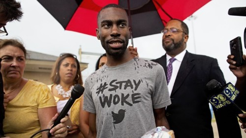 Don't Let the First Amendment Forget DeRay Mckesson