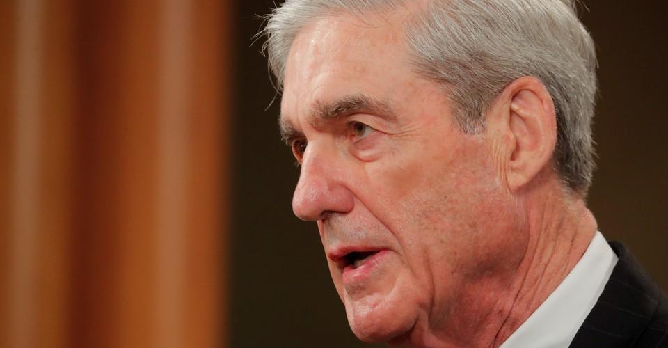 Read Robert Mueller's Opening Statement to Congress