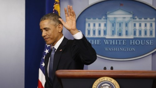 The End of the Obama Era