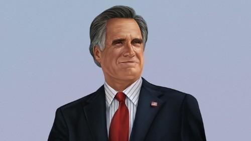 The Liberation of Mitt Romney
