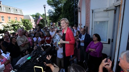 Elizabeth Warren's 2020 Movement