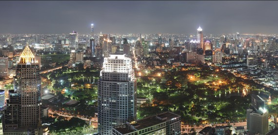 The New #1 Tourist Destination in the World? It's Bangkok