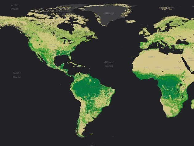Mapping Climate Change: Ways to Envision What's Happened Already, and What Is to Come