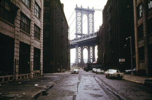 America in the 1970s: New York City