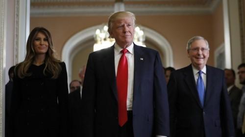 The Republican Congress Is Filling Trump's Cabinet