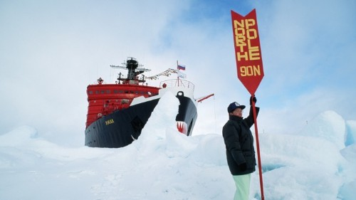 Where Did the North Pole Go?