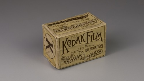 The Last Known Roll of Kodak Film From 1888