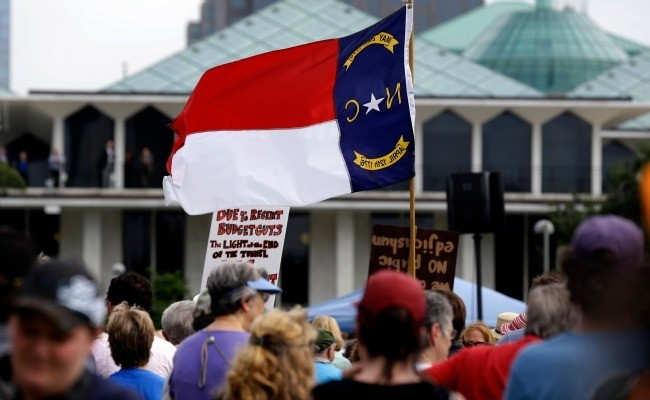 How North Carolina Became the Wisconsin of 2013