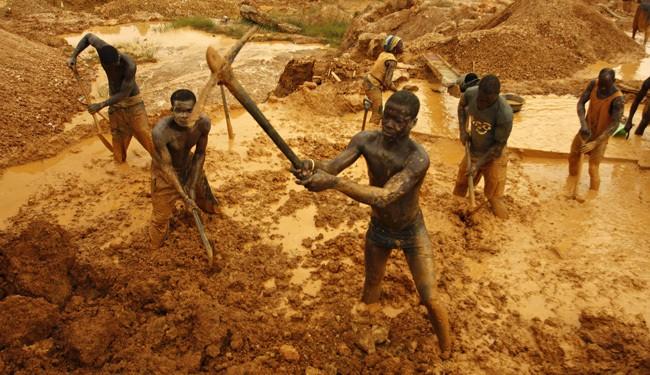 Ghana's Gold-Mine Arrest, China's Latest Headache in Africa