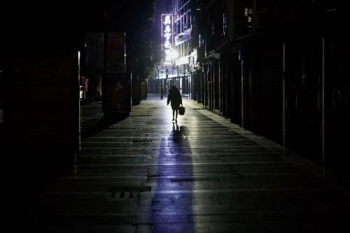 Photos: Empty Streets in China Amid Coronavirus Outbreak