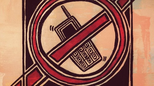When Lifting a School Cellphone Ban Is a Win for Poor Students