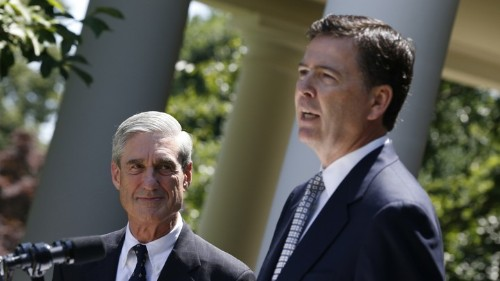 The Clinton Email Scandal and the Mueller-Report Link