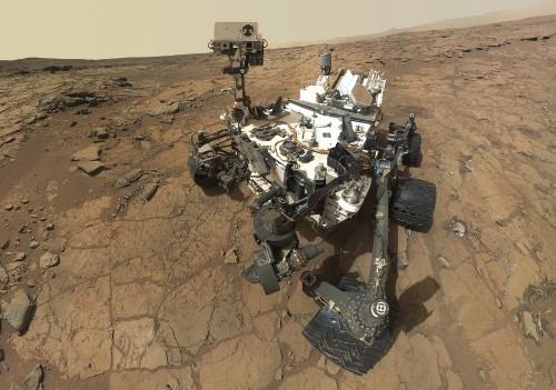 One Year on Mars: The Curiosity Rover