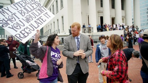 Is There Room for Men in the Abortion Debate?