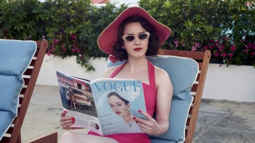 What Is The Marvelous Mrs. Maisel Afraid Of?