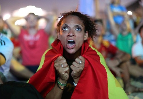 The 2014 World Cup, Part I