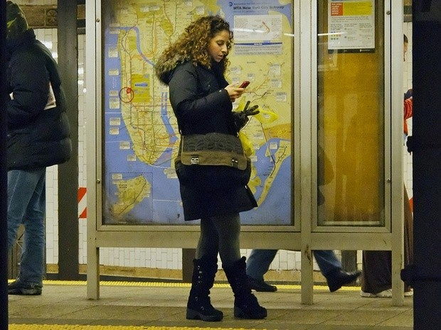 Smartphones and the Uncertain Future of 'Spatial Thinking'