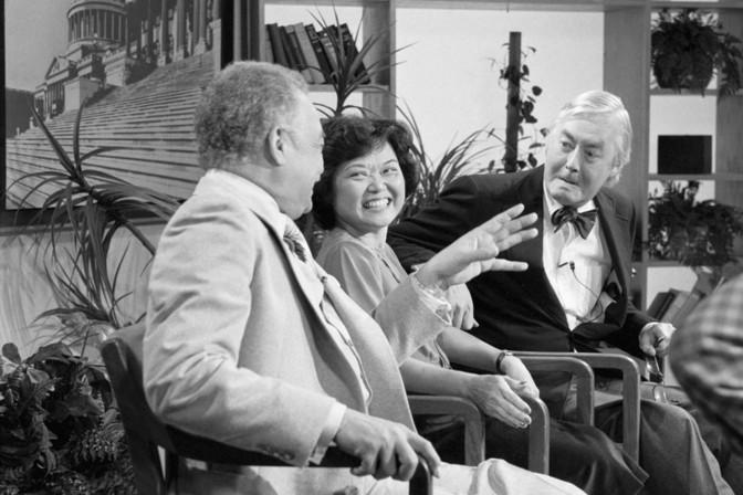 Patsy Takemoto Mink's Trailblazing Testimony Against a Supreme Court Nominee