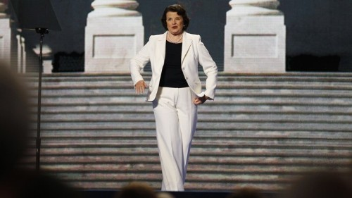 Dianne Feinstein Doesn't Need a Do-Over