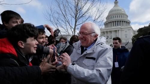 A Lot of People Want Bernie Sanders to Run in 2020