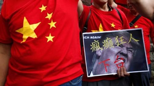 Trump's Dangerous Message on Hong Kong