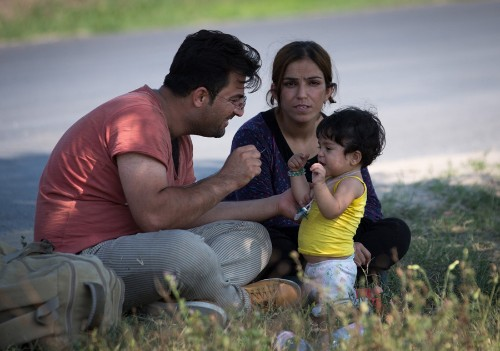 Escaping From War-Torn Syria to Western Europe