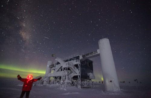 On Getting Drunk in Antarctica
