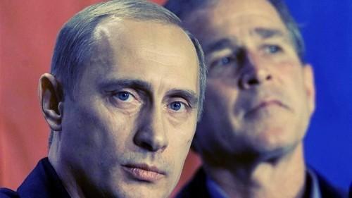 The American Education of Vladimir Putin