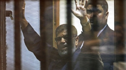 Another Prison Term for Egypt's Former Leader